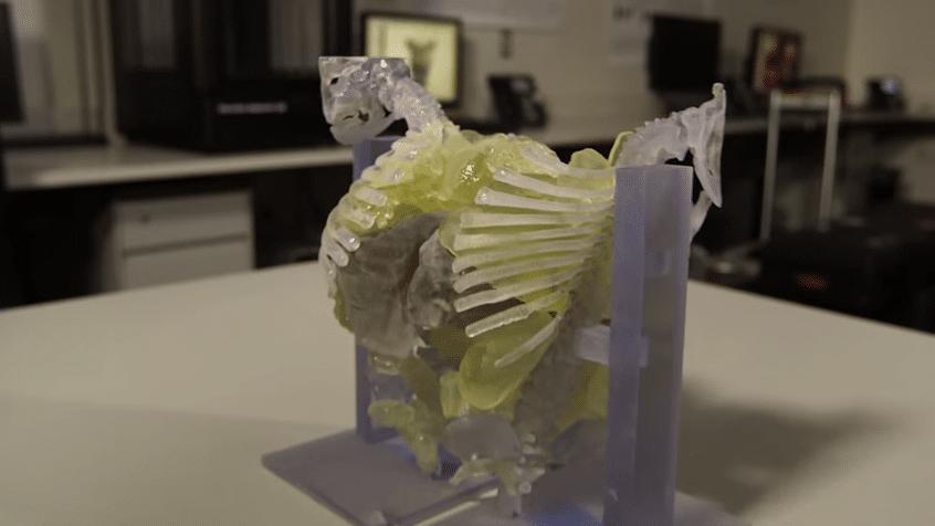 ניתוח בסיוע הדפסת תלת מימד