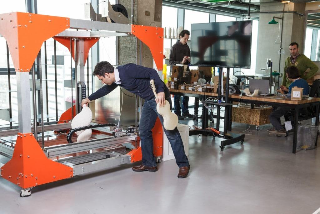 אוטודסק משיקה את מעבדת מדפסת תלת מימד
