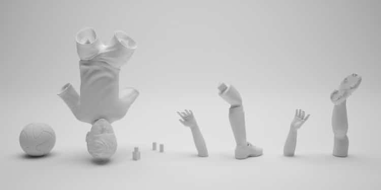3D Sports Media - 3D Printed Medals, Trophies, Awards and Sculpt