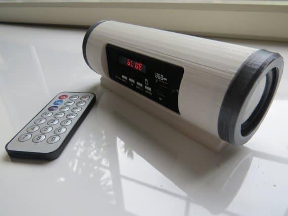 bluetooth-main הדפסת תלת מימד מדפסת תלת מימד