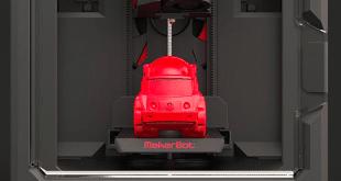 מייקרבוט הדפסה תלת מימדית