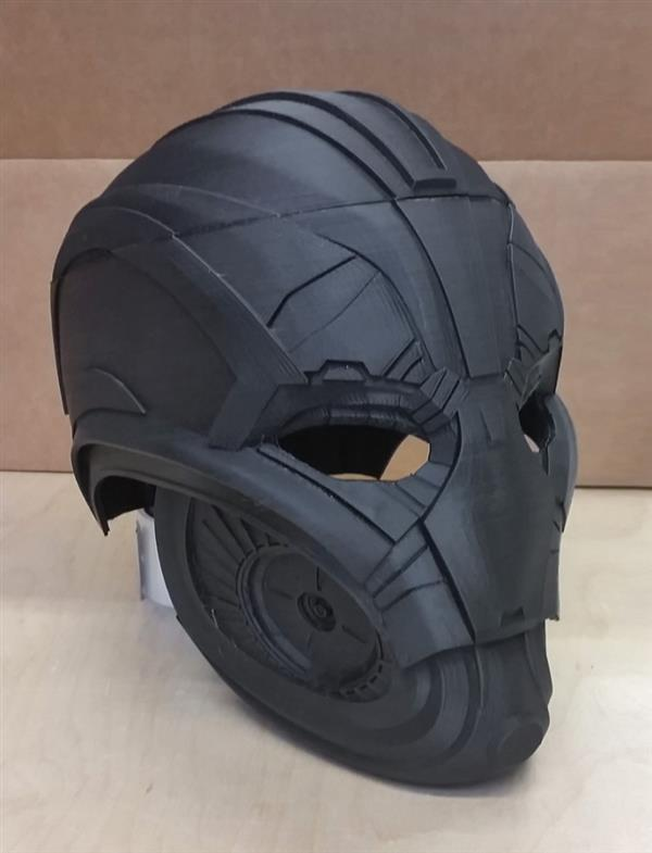 the3dzone-ultron helmet3