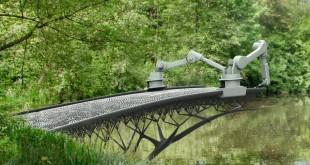 THE3DZONE-3Dbridge גשר הדפסת תלת מימד