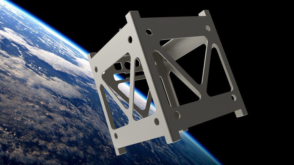פרוייקט בתחרות הדפסת תלת מימד של לוויין