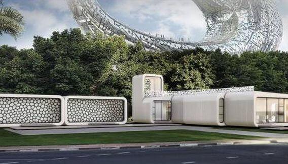THE3DZONE-DUBAI13 הדפסת תלת מימד
