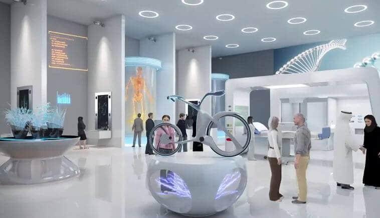 THE3DZONE-DUBAI15 הדפסת תלת מימד