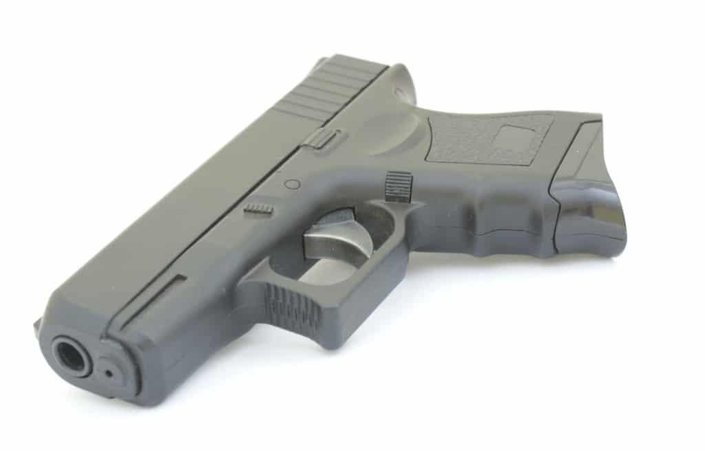 גם פלסטיק יכול להרוג. אקדח מודפס ב-3D