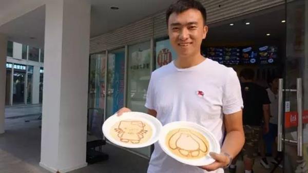 THE3DZONE-pancake robot3 מדפסת תלת מימד