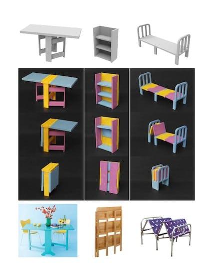 MAKERBOT-Foldabilizing Furniture1