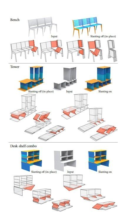 Foldabilizing Furniture