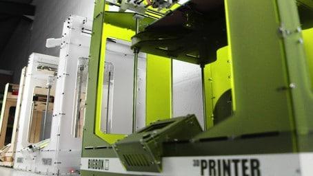 מפואר מדפסות תלת מימד שצריך לשים אליהן לב XZ-02