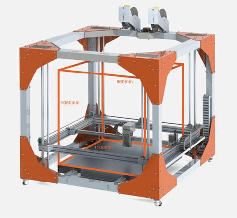 best 3D PRINTERS-THE3DZONE