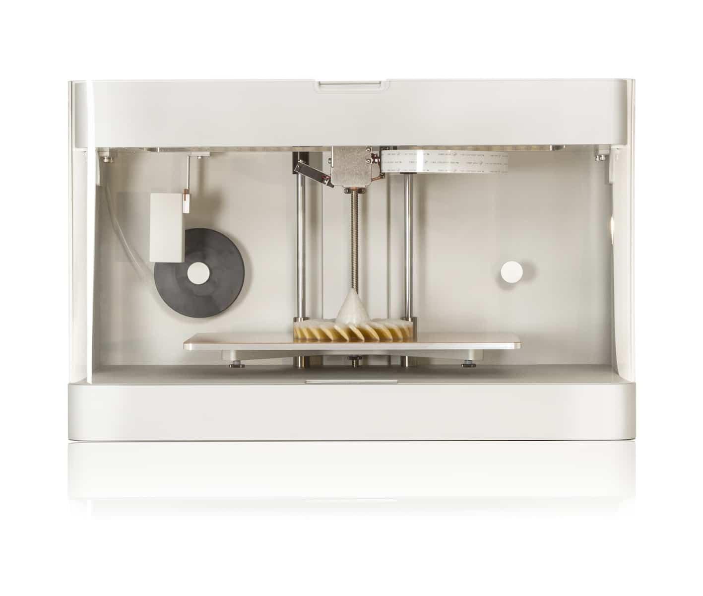 Mark One - מדפסת תלת מימד המסוגלת להדפיס בסיב פחמן, החזק פי 20 מפלסטיק ABS ופי חמש מאלומיניום